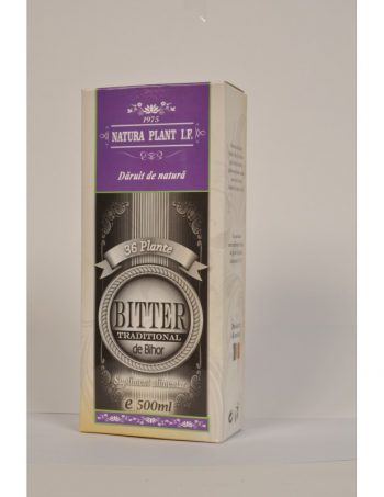 Bitter Taraditional de Bihor 36 plante 500ml