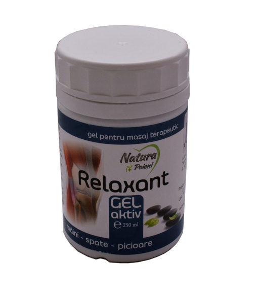 Gel aktiv relaxant