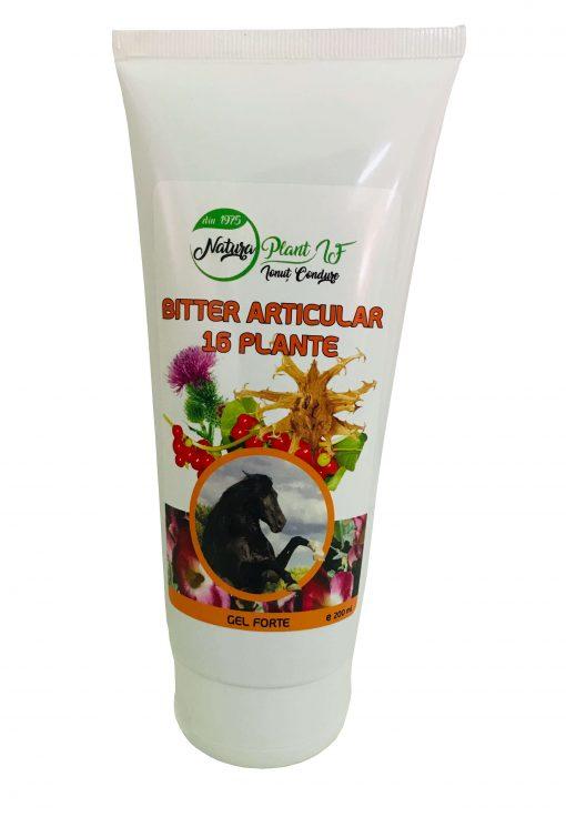 Gel Bitter Articular 16 plante